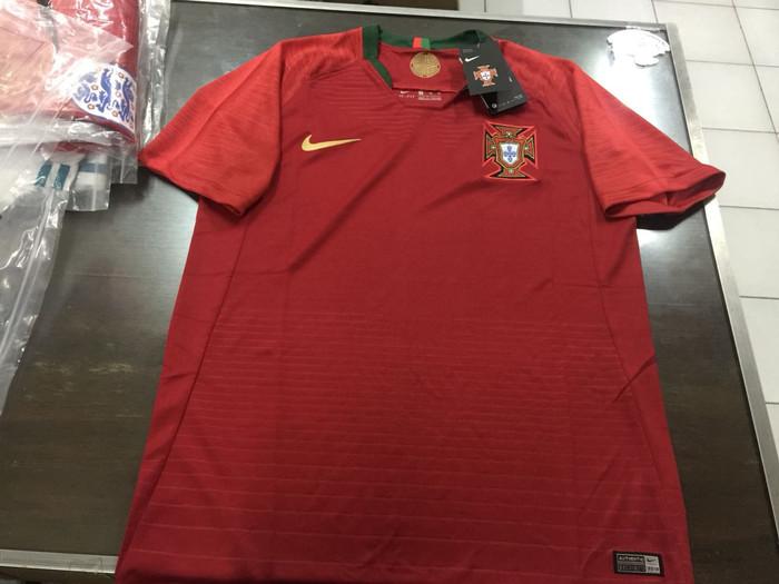 f4dc7c975 Jual Murah JERSEY BAJU BOLA PORTUGAL HOME WORLD CUP 2018 GRADE ORI ...