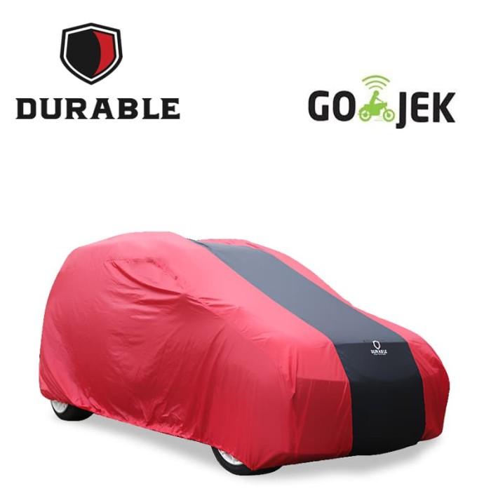 harga Vw safari car body cover | sarung selimut mobil durable - merah lis hitam Tokopedia.com
