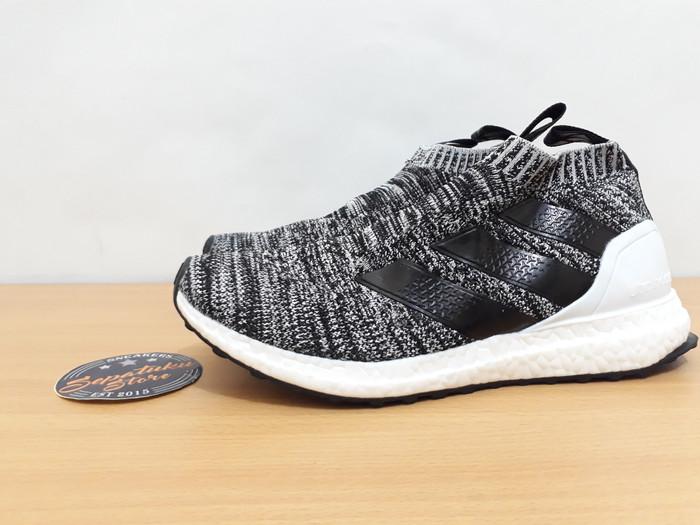 outlet store ef06d 852b6 Jual Sepatu Adidas Ultra Boost Ace 16 Pure Control Oreo Black White -  Jakarta Selatan - Sepatuku Store | Tokopedia