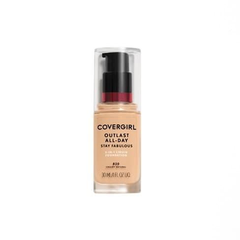 harga Covergirl outlast stay fabulous 3in1 foundation Tokopedia.com