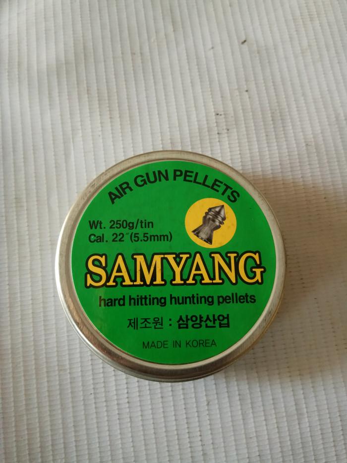 harga Mimis samyang lancip cal 22/5,5 Tokopedia.com