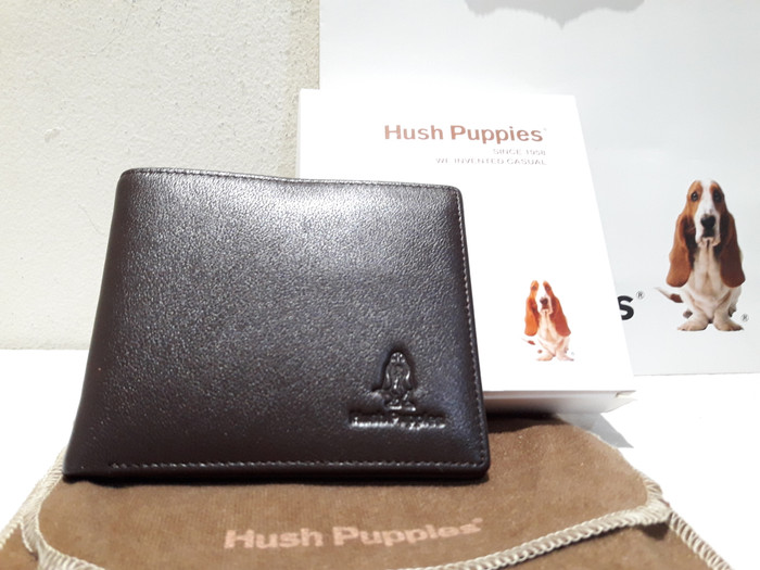 Jual DOMPET PRIA HUSH PUPPIES ORIGINAL-GENUINE LEATHER - angel stuff ... af65c74aa9