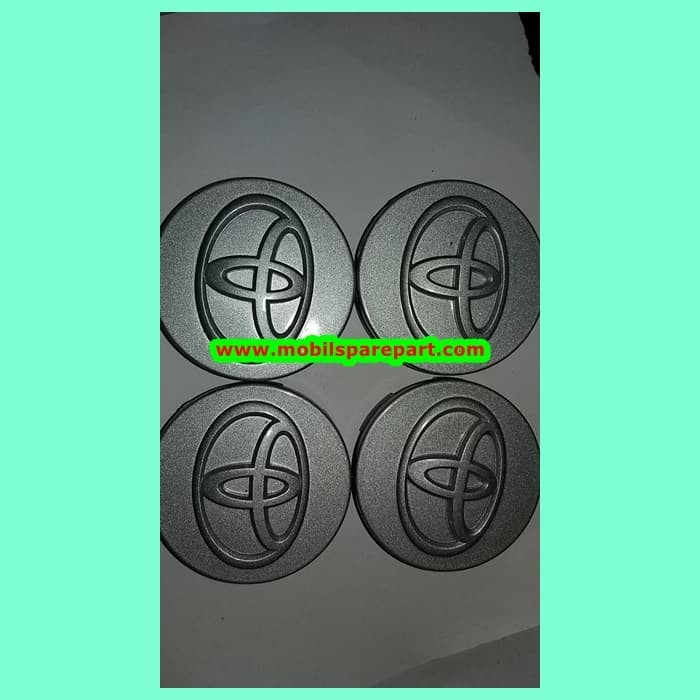 harga 1set 4pc dop tutup velg roda toyota avanza ukuran 14inchi asli Tokopedia.com