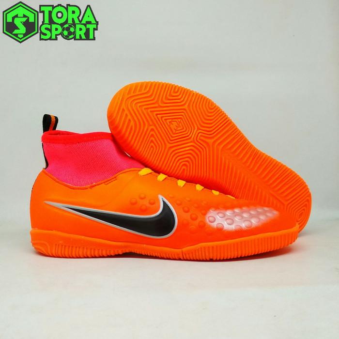 harga Sepatu futsal anak nike magista x boot orange grade original kids Tokopedia.com