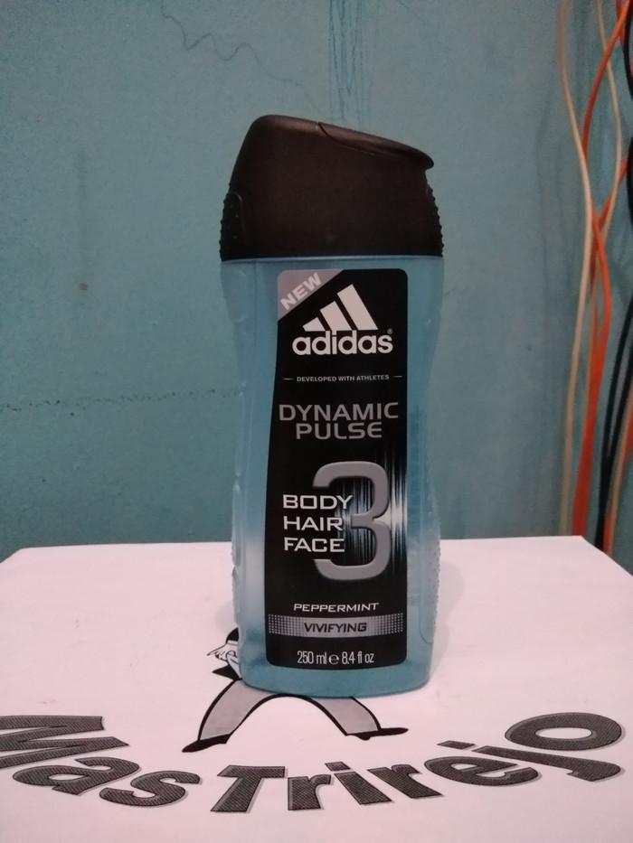 Jual Sabun Cair Parfum Adidas Dynamic Shower Gel Vivifying 250ml