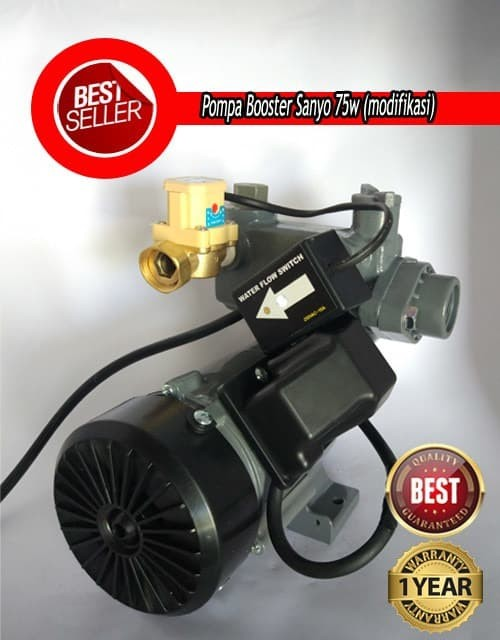 Promo Ramadhan Pompa Booster Booster Pump SANYO