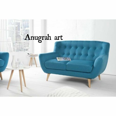 Jual Sofa Minimalis Retro Dudukan 2 Anugrah Art Anugrah Art Jepara