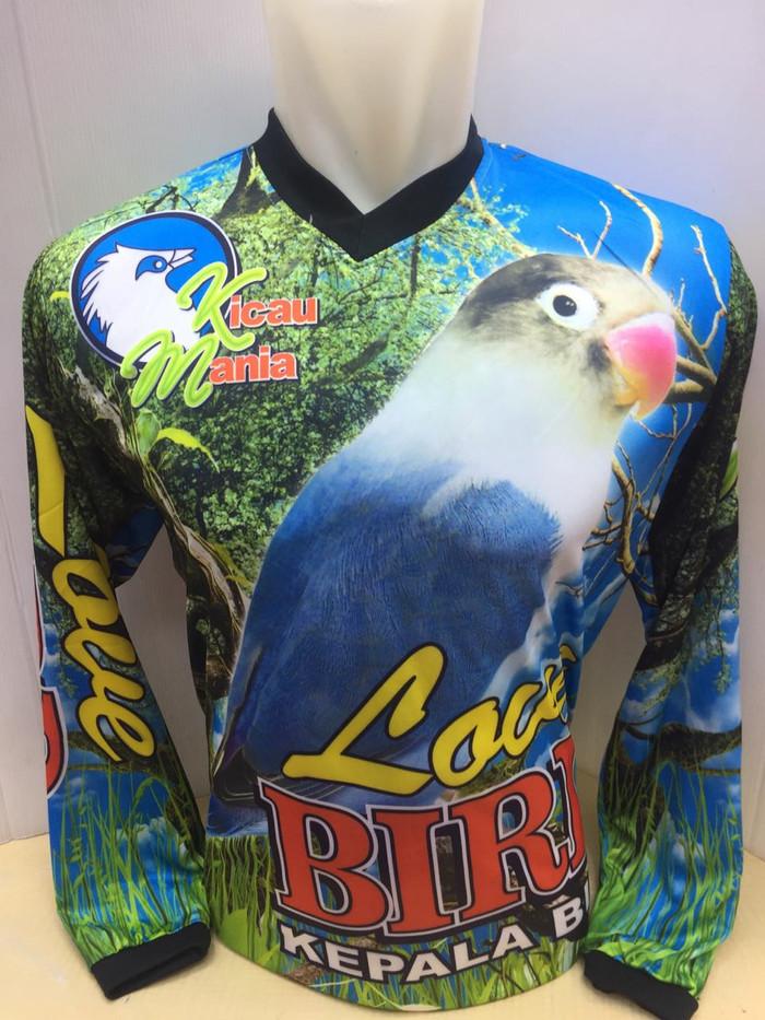 harga Kaos baju jersey burung kicau mania love bird Tokopedia.com