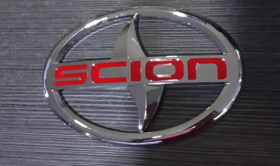 Foto Produk Emblem logo Toyota Scion dari nismo modification