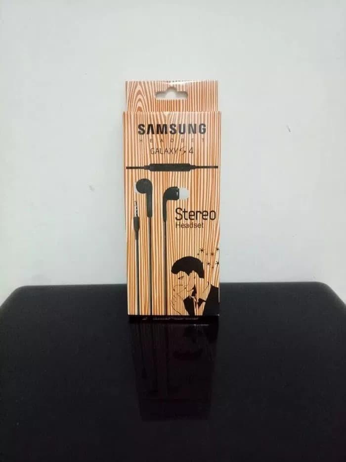 harga Headset handsfree earphone samsung stereo hs330 original Tokopedia.com