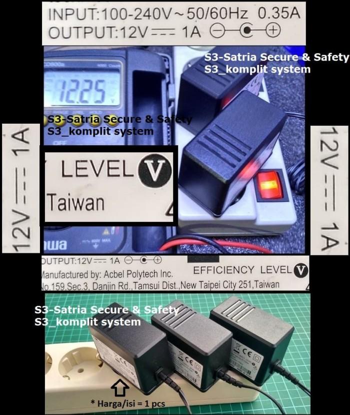 harga Adaptor router huawei / adaptor router mikrotik / adaptor 12v 1a Tokopedia.com