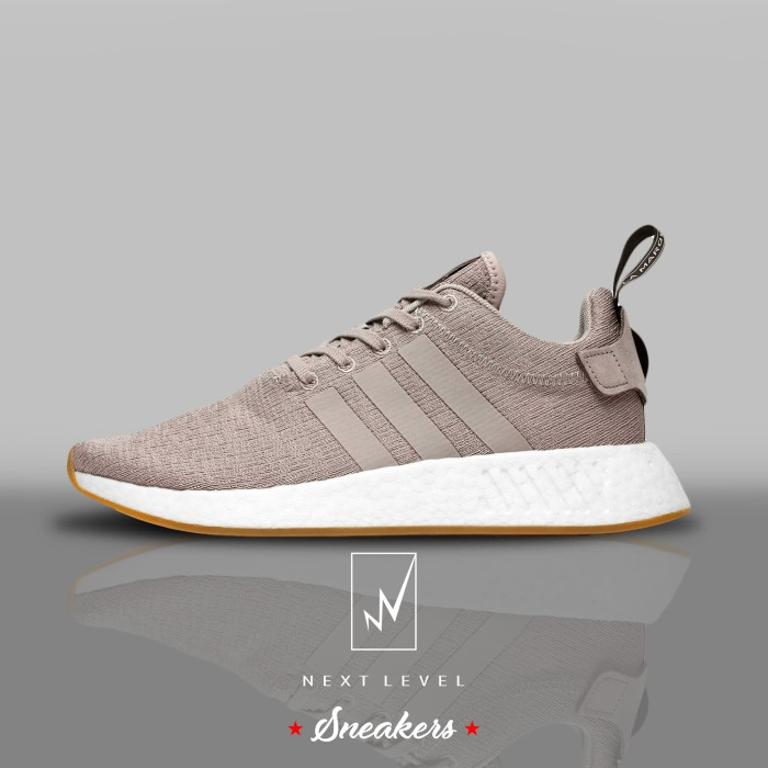 promo code 64151 61c0a Jual Adidas NMD R2 Vapor Grey CQ2399 100% Authentic/original - Kota Batam -  Next Level Gear | Tokopedia