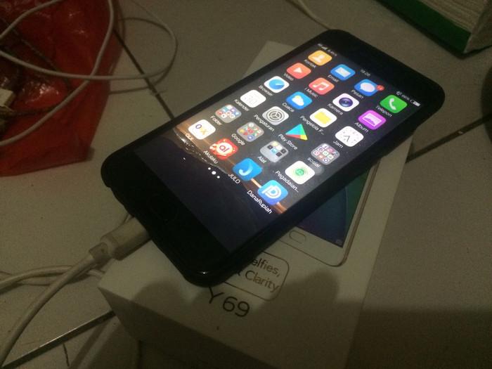 Foto Produk Vivo y69 matte black dari viianalbarn