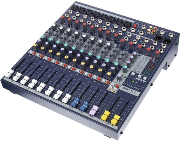 harga Mixer audio soundcraft efx 8 (8 chanel) Tokopedia.com