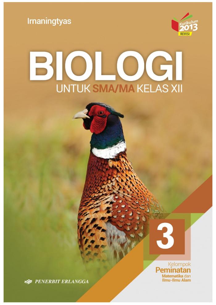 Jual Biologi Sma Ma Kelas Xii Jilid 3 K13 N Erlangga Kota Semarang Baredstore Tokopedia