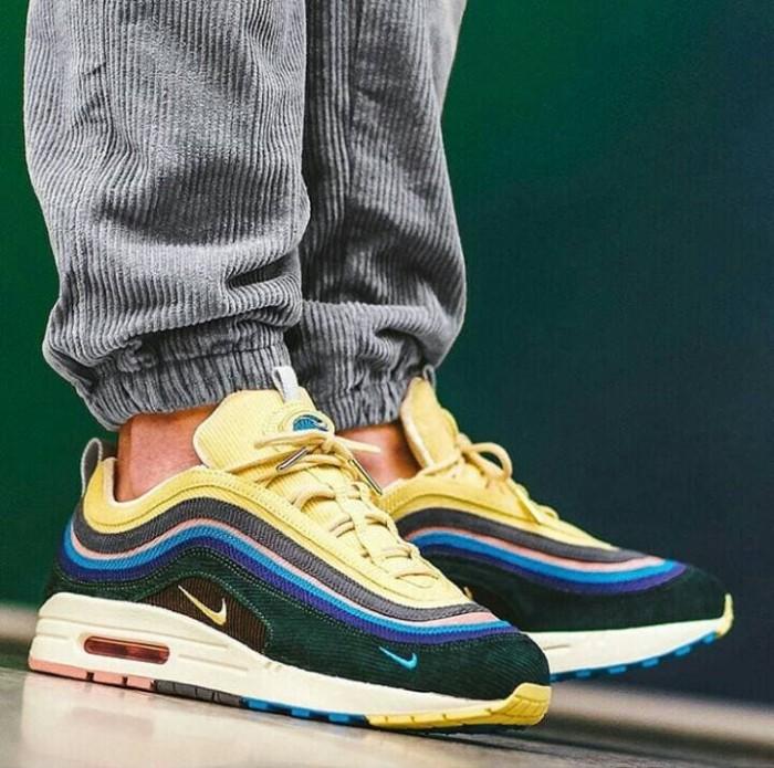 cheaper 94892 09cec Jual Nike Air max 97/98 Sean Wotherspoon - DKI Jakarta - Sneakergoals.id |  Tokopedia
