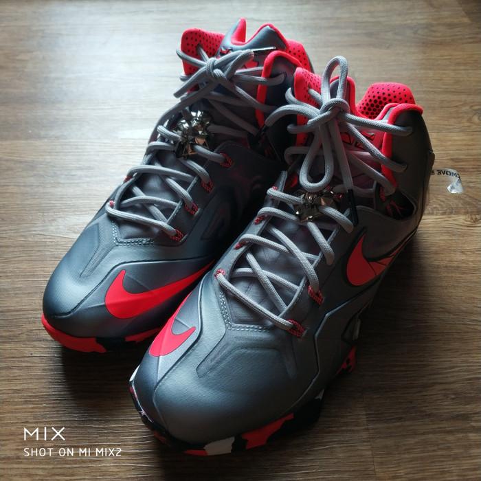 Nike LeBron XI / 11 Elite Team size 40