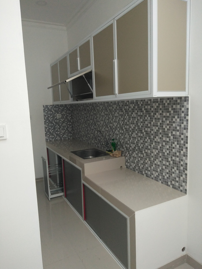 Kitchen Set Dari Aluminium Serat Kayu Kitchen Appliances Tips And