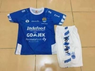 456780fff Jersey Kids Persib Home Grade ORI Kaos Bola World Cup Piala Dunia 2018