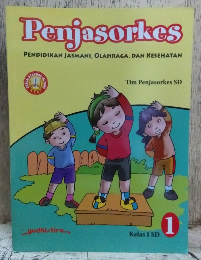 harga Penjasorkes sd kelas 1 yudhistira Tokopedia.com