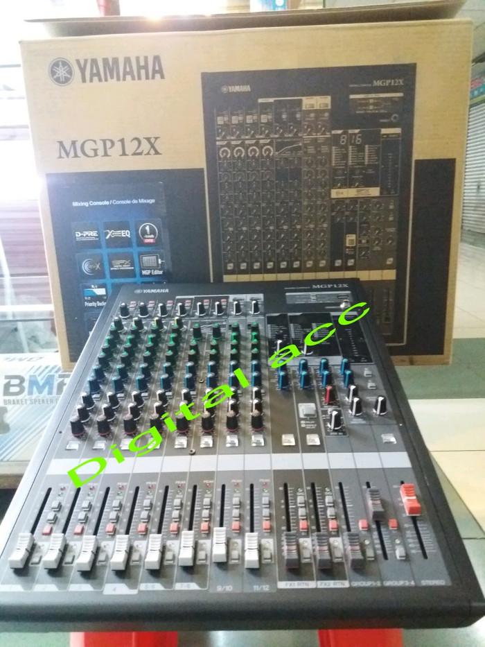 harga Mixer yamaha mgp 12x original garansi yamaha Tokopedia.com