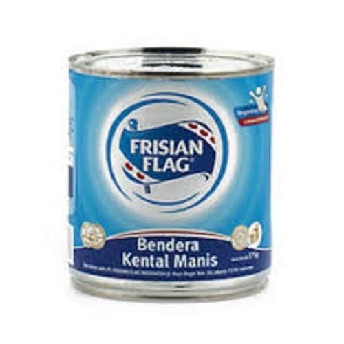 Susu Bendera Kaleng Putih - Blanja.com