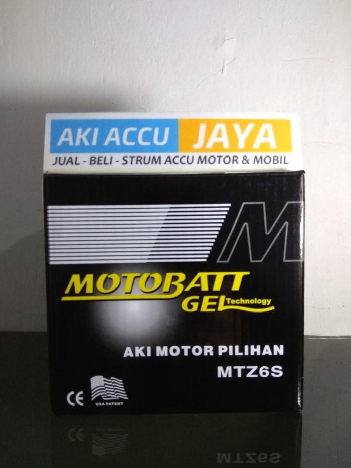 harga Aki motobatt mtz6s (suzuki satria f 150) Tokopedia.com