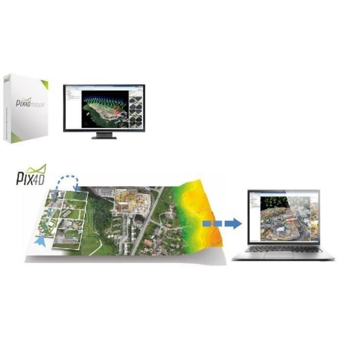 software Pix4d Pix4Dmapper PRO 2 1 49 For Macos