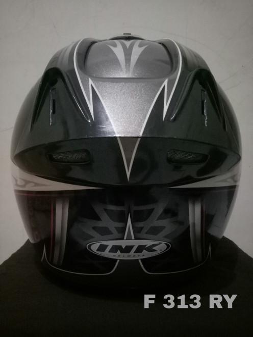 Helm Fullface INK CL26 Polaris Racing Star 3