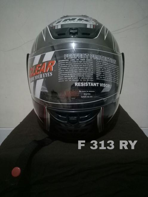 Helm Fullface INK CL26 Polaris Racing Star 2