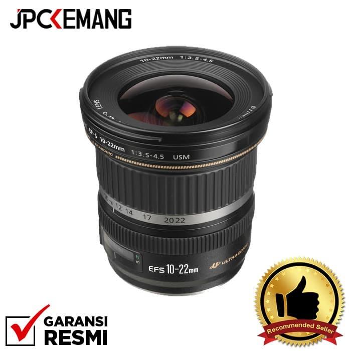 Foto Produk Canon EF-S 10-22mm F/3.5-4.5 USM GARANSI RESMI dari JPCKemang