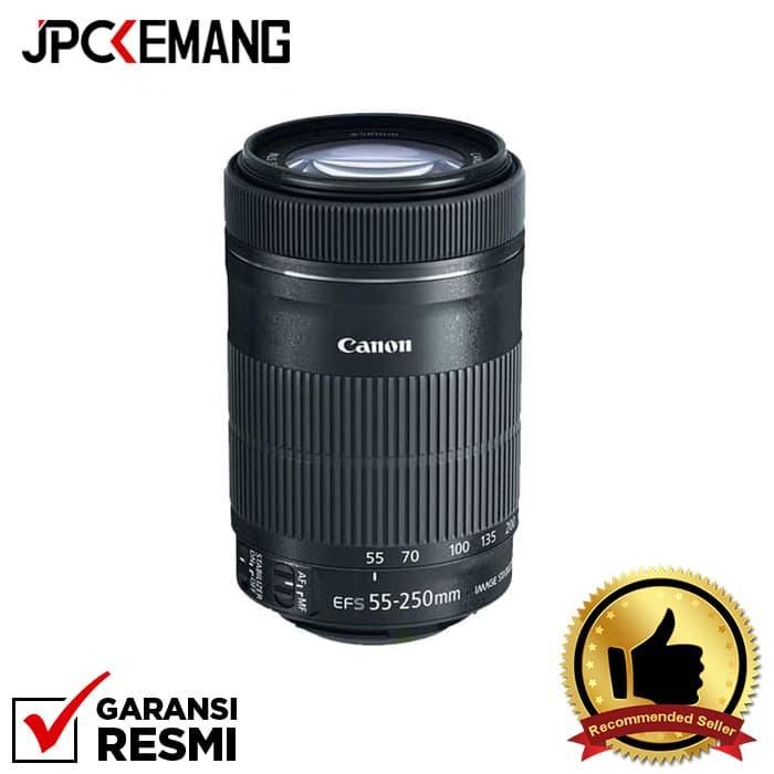 harga Canon ef-s 55-250mm f/4-5.6 is stm Tokopedia.com
