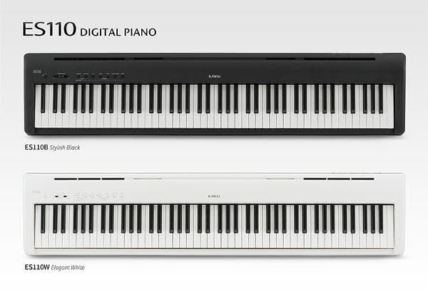Jual Digital Piano Kawai Es110 Es 110 Es 110 Jakarta Barat Sumber Musik Tokopedia