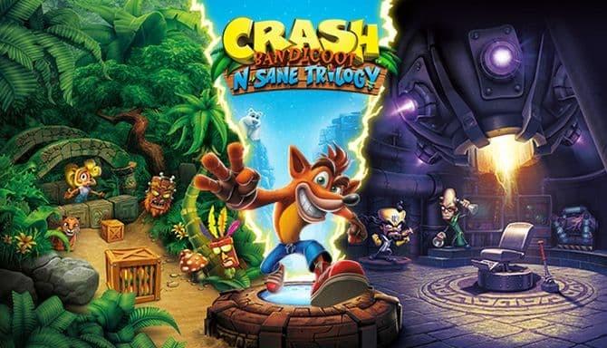 harga Crash bandicoot n sane trilogy (pc game) Tokopedia.com