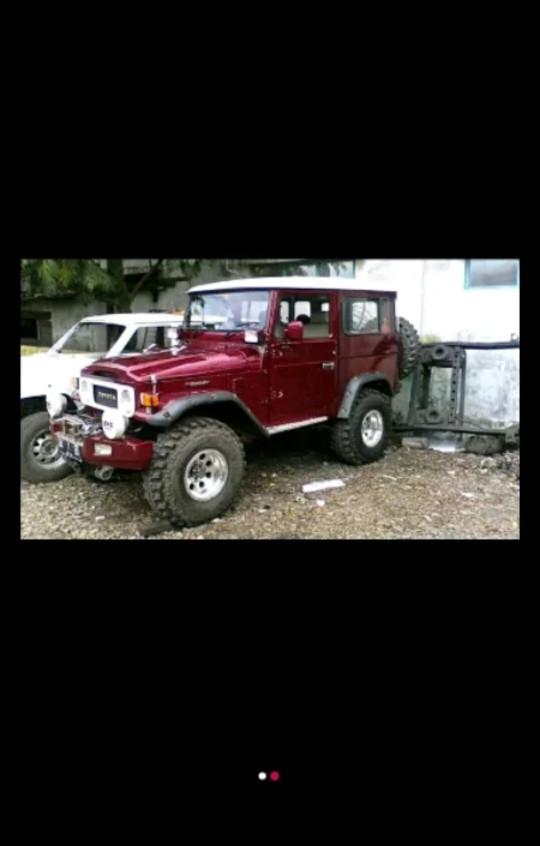 harga Hard top diesel bj40 thn 1983 peredam hitam kap motor Tokopedia.com