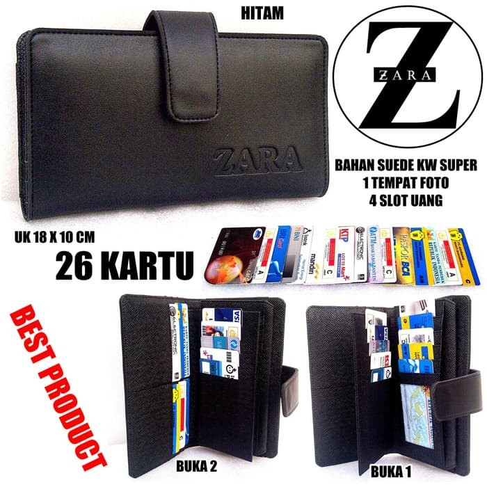 Info Dompet Kulit Zara Edisi Hargano.com