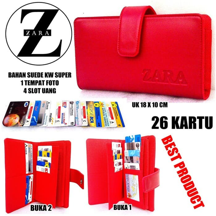 Katalog Dompet Kulit Zara Edisi Hargano.com
