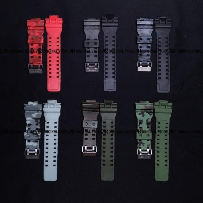 harga Tali strap watch jam casio gshock strap digitec loreng dziner army Tokopedia.com