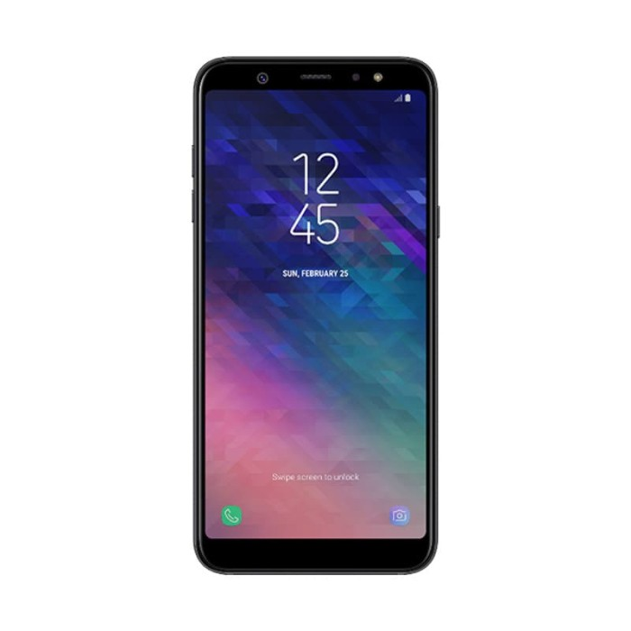 samsung a605 galaxy a6+ black