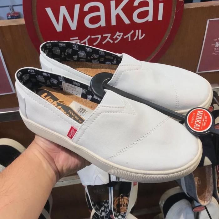 harga Sepatu wakai hashigo 218 white original sale Tokopedia.com