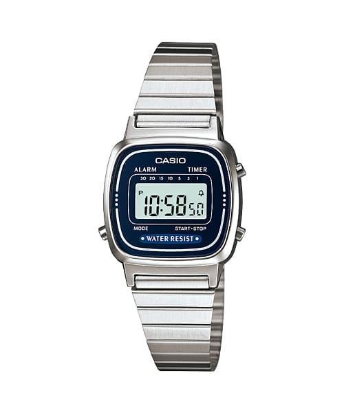 harga Casio jam tangan wanita la670wa-2df Tokopedia.com