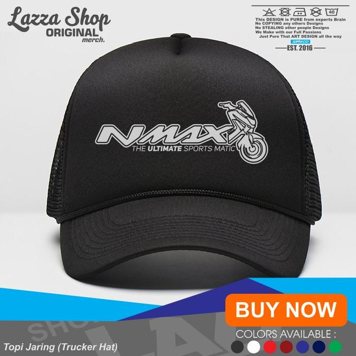 62668799161 Topi Trucker Yamaha Nmax Marun - Theme Park Pro 4k Wallpapers