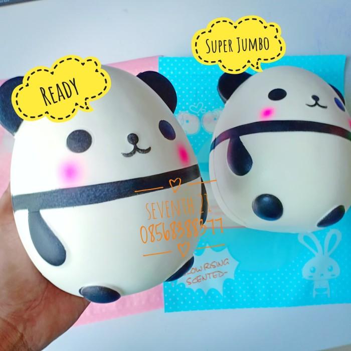 Squishy Panda Egg Ball Jumbo squishy jumbo panda gratis packaging 9b0415bdd36c