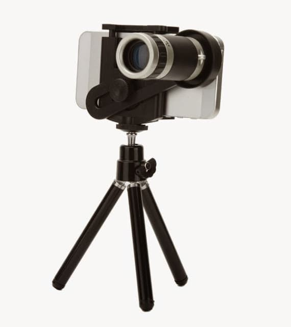 harga Paket lensa telezoom telescope 8x + tripod tele zoom for universal hp Tokopedia.com