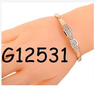 harga Gelang wanita (anting cincin kalung xuping emas berlian) Tokopedia.com