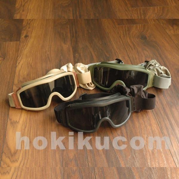 Foto Produk Goggle E55 NVG Profile - Black - Tan Coklat dari Hokikucom