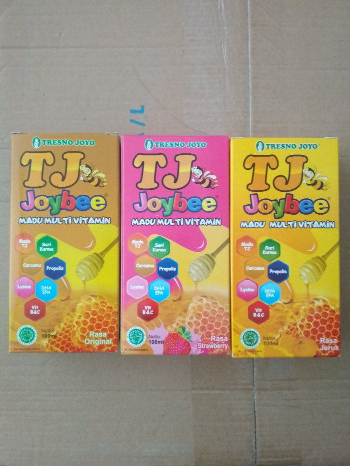 Katalog Madu Tj Joybee Anak Travelbon.com