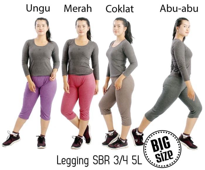 Jual Celana Legging Wanita 3 4 Celana Grosir Kota Kediri Batik Kediri Tokopedia