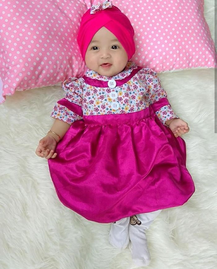 Jual Blooming Dress Baju Muslim Anak Perempuan Original Dress Bayi Lucu Kota Surabaya Bajumuslim Anak Tokopedia