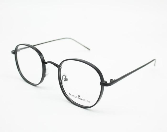 Jual Frame Kacamata Minus Fashion Pauline Bulat Besi Kokoh Pria ... 5a1387a2e7